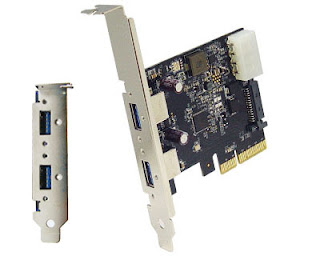 2-port USB 3.1 to PCI EXpress x4 Host Card