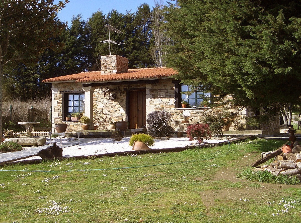 Construcciones r sticas gallegas casa en redes - Casas de campo restauradas ...