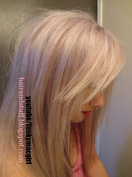 Perfect 10 hair color lightest