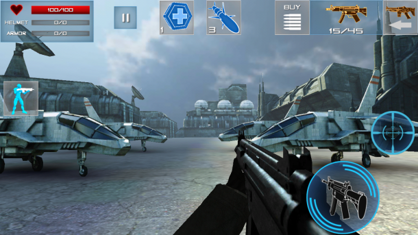 Enemy Strike Android Game Play Sinhala