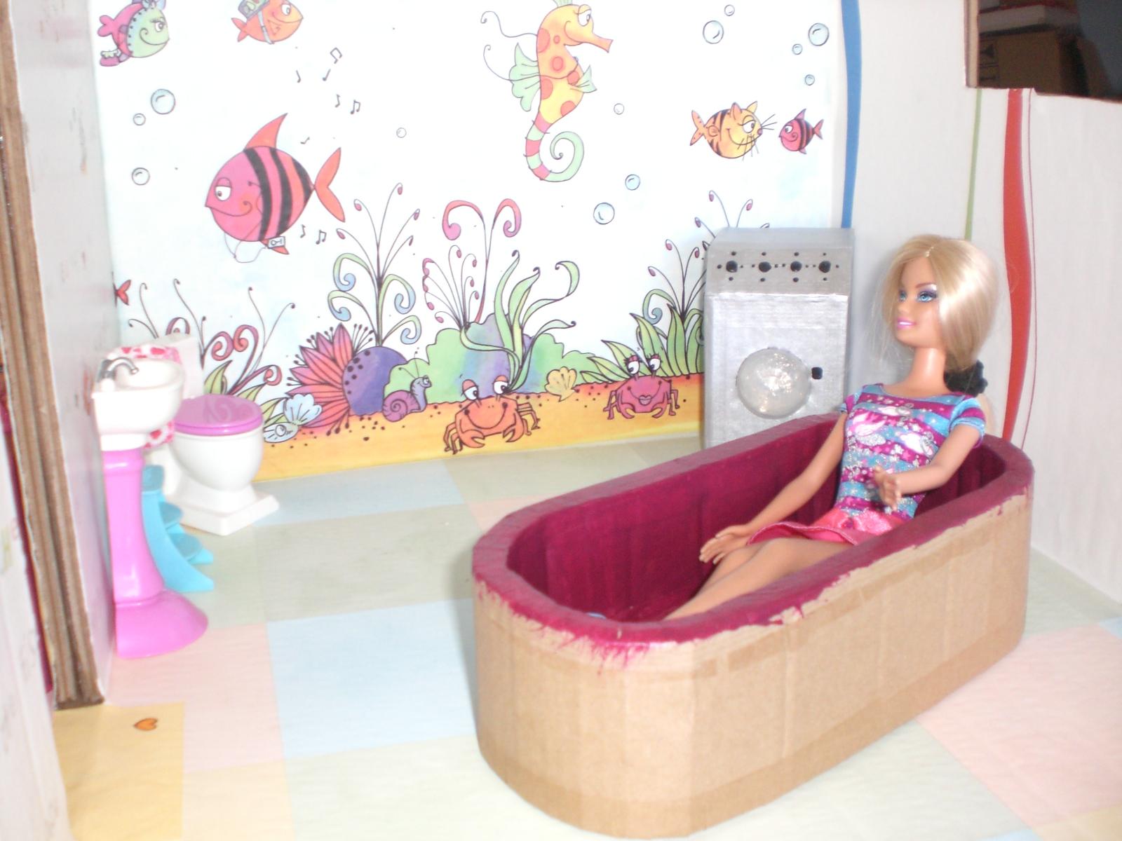 El mundo loco del carton marzo 2012 - Cosas para la casa de barbie ...