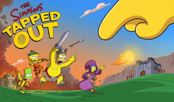 The Simpsons Tapped Out - Clash of Clones