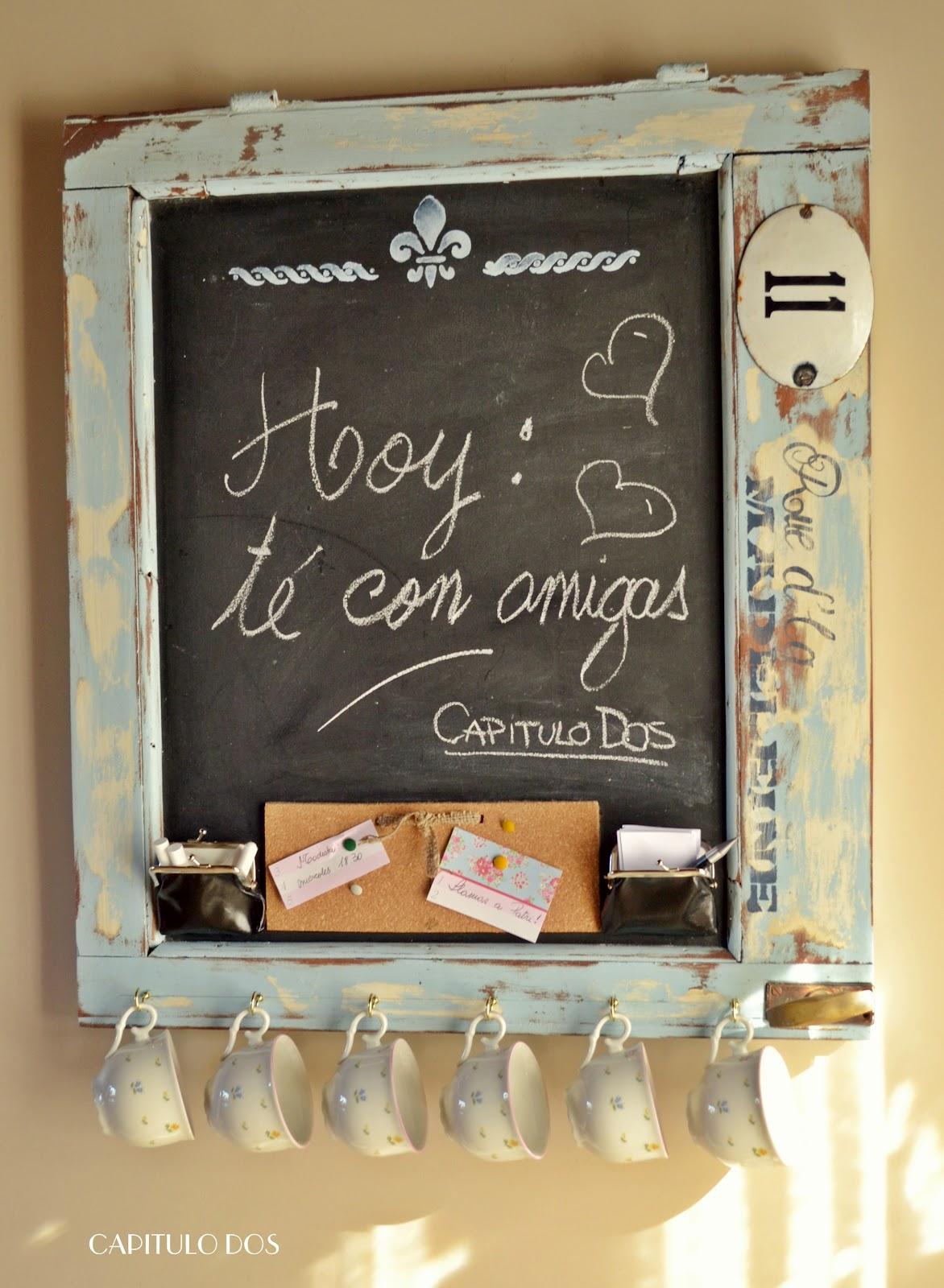 Capitulo dos pizarra a la francesa - Laminas decorativas para cocinas ...
