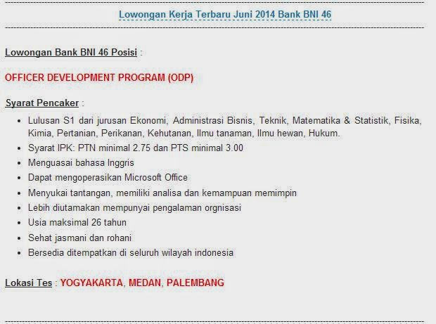 lowongan-kerja-bank-bni-medan-juni-2014