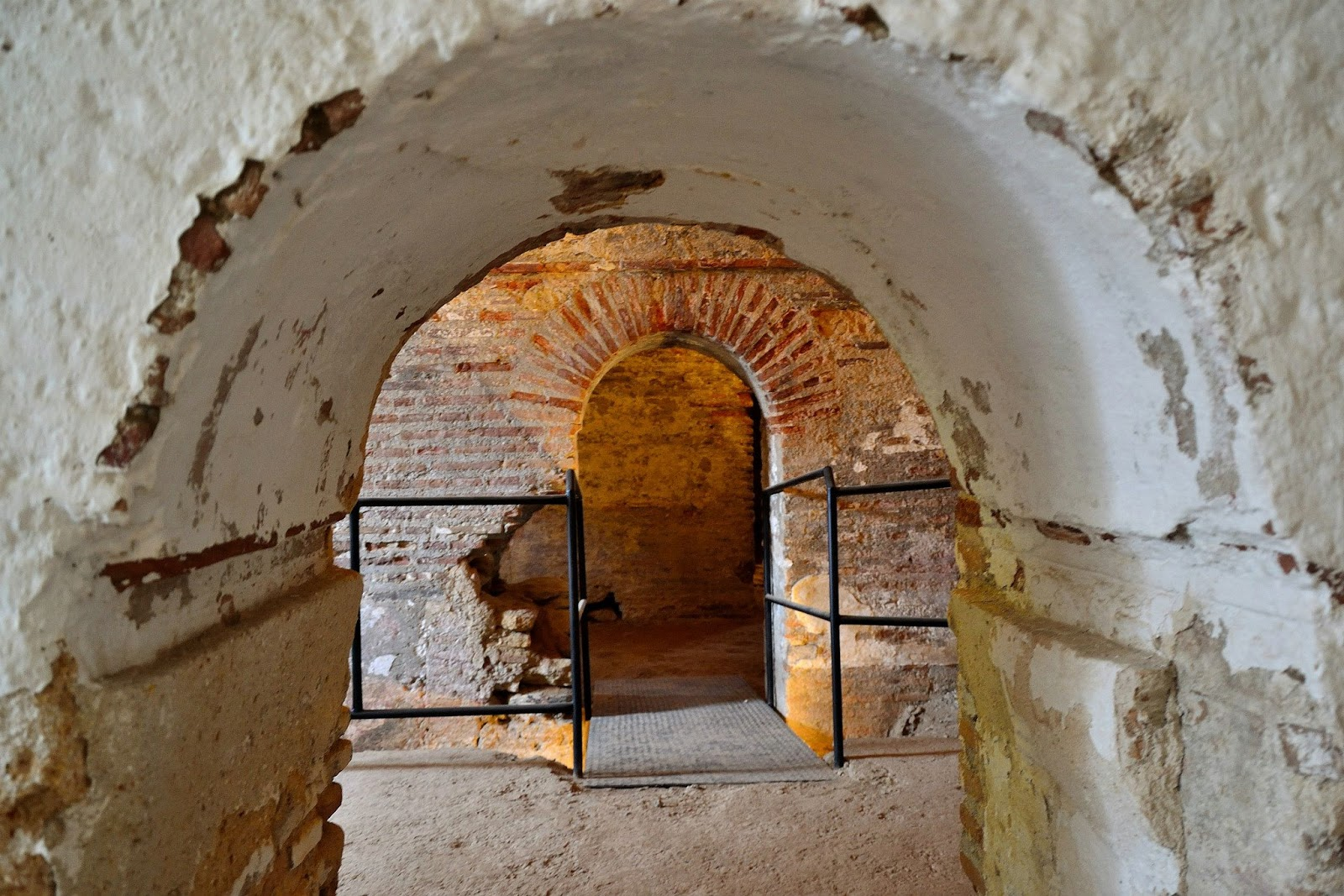 Lugares de granada con encanto ba os rabes de - Banos arabes de granada ...