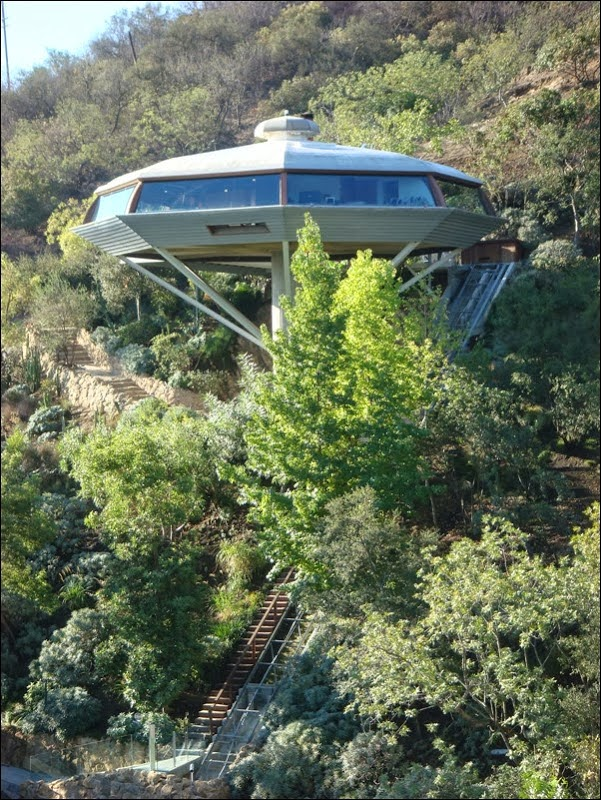 Chemosphere House - Los Angeles, California, USA