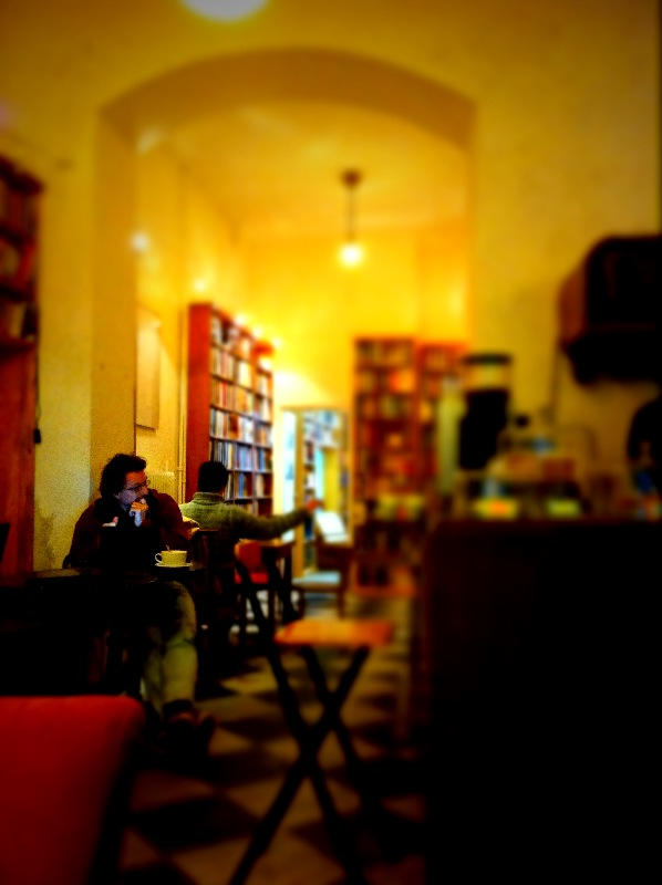Massolit book store