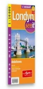Plan miasta Londyn