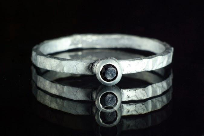 Handmade designer ring - A sterlingidea | Objets de Désir