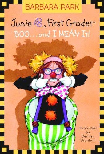 Children 39 s literature 4050 junie b first grader boo for Www b b it