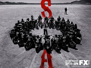 Sons of Anarchy 2012 HD Wallpaper