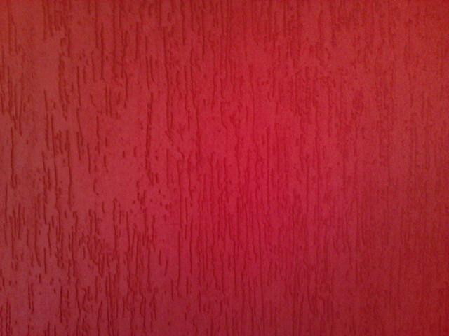 Andei Pensando Em Par Um Grafiato Vermelho Cereja  O Esse