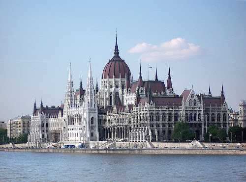 PARLAMENTO DE BUDAPESTE NA HUNGRIA - UM DOS EDIFÍCIOS LEGISLATIVO MAIS ANTIGO DA EUROPA
