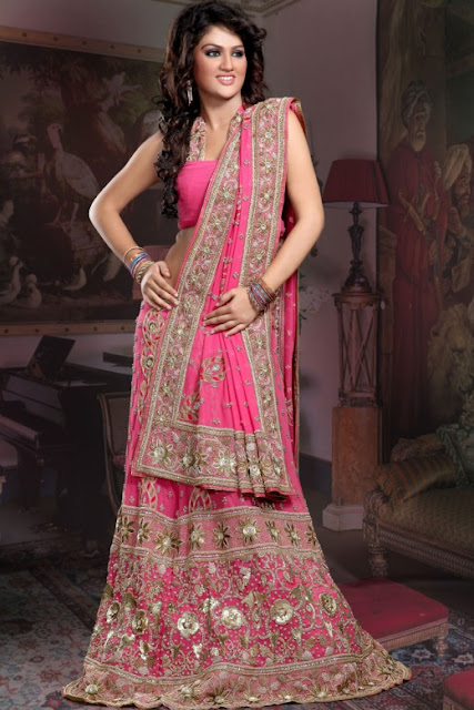 Embroidered-Wedding-Lehenga-Choli
