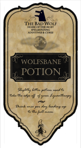 Delicate image regarding harry potter potion labels printable