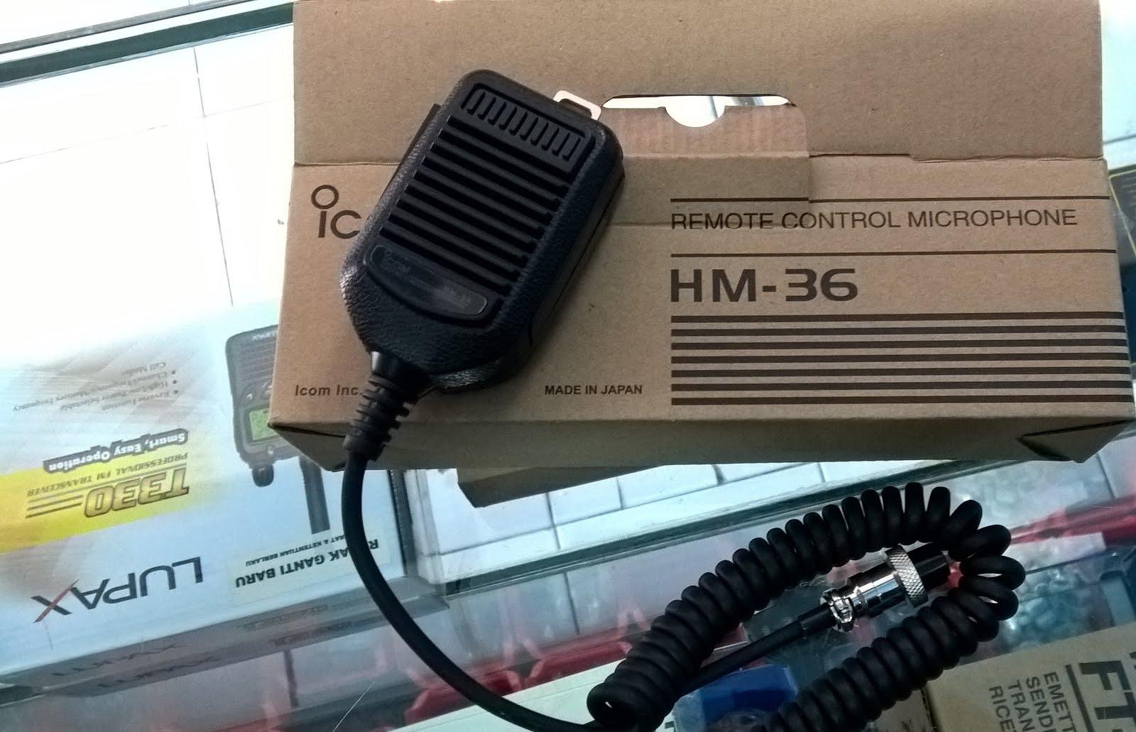 HANDMIC ICOM HM-36