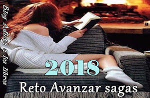 ¡Apúntate al reto Avanzar sagas 2018!