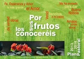 Plan Pastoral 2013-2014