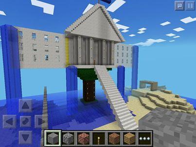 Mega constru es super casa na arvore 2 construcraft for Sala de estar no minecraft