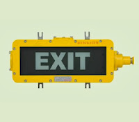 """""""Lampu Emergency Exit Explosion Proof"""""""