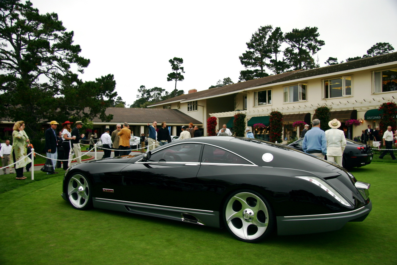 luxury cars the maybach excelero azee. Black Bedroom Furniture Sets. Home Design Ideas