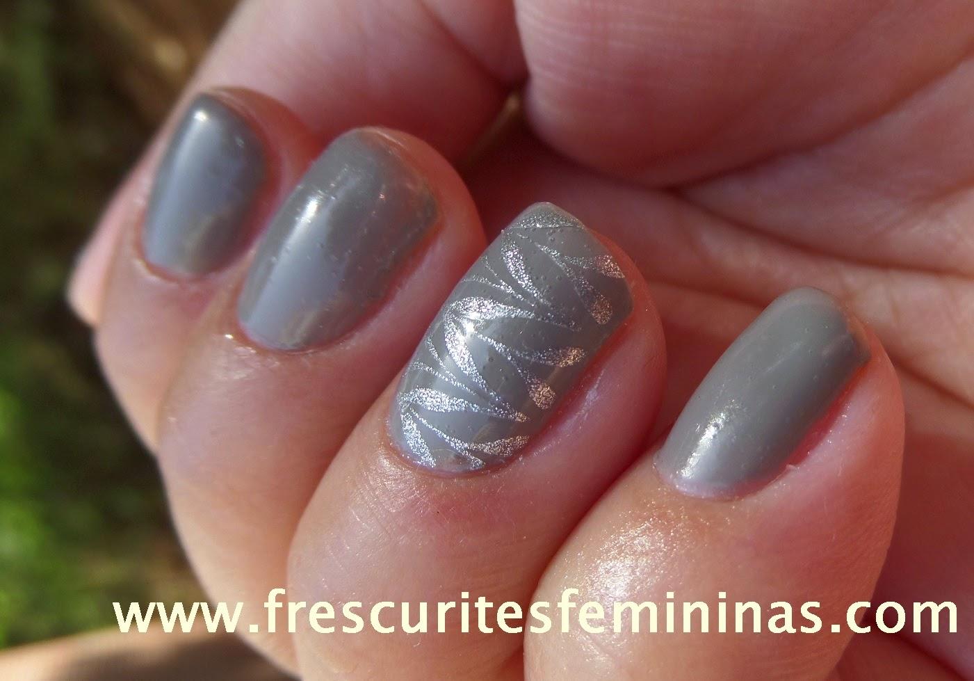 Frescurites femininas, Nail Stamp, Born Pretty Store