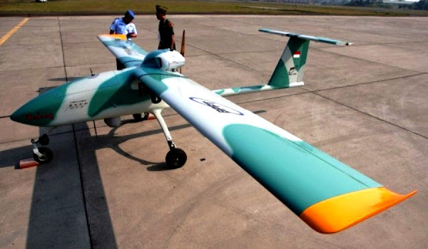 Wulung, Pesawat UAV Buatan PT Dirgantara Indonesia dan PT LEN. PROKIMAL ONLINE Kotabumi Lampung Utara