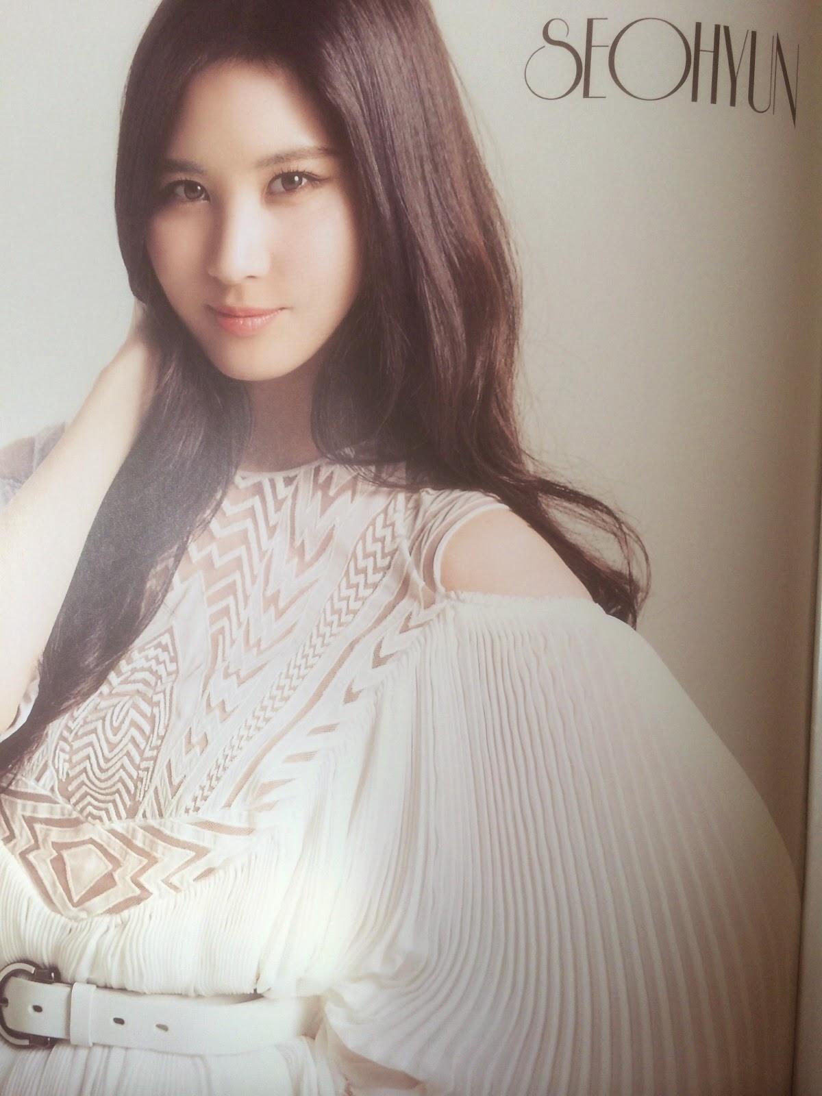 SNSD Sone Note 3 Seohyun