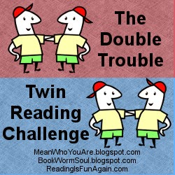 The Double Trouble -- Twin Reading Challenge