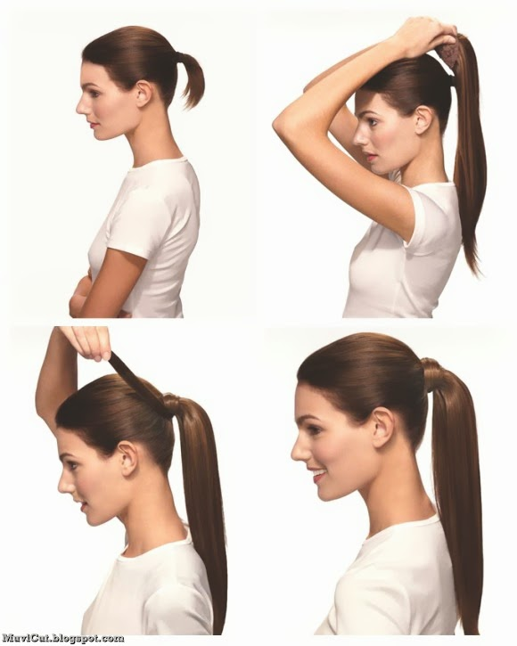 different hair clips and how to use them