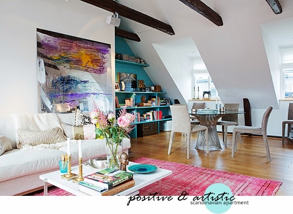 Interior Design Bohemian Color Style Chic Loft Artistic 2jpg