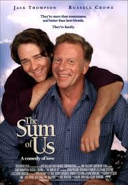 just mad about the movies the sum of us 1994. Black Bedroom Furniture Sets. Home Design Ideas