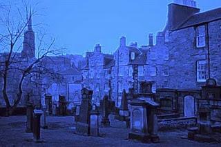 Pemakaman Greyfiar Firk, Edinburgh (Skotlandia)