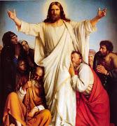 """LITURGIA: """"Es Pascua de Resurrección porque la vida es más fuerte que la . cristo consolador"""