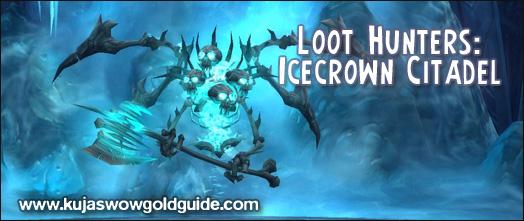 solo icecrown citadel