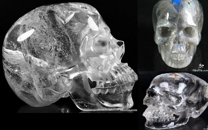 Γιατί κανένας μέχρι σήμερα δεν έχει εξηγήσει το γιατί και κυρίως το πως φτιάχτηκε ένα τόσο τέλειο κρυστάλλινο κρανίο  χιλιάδες χρόνια  πριν?