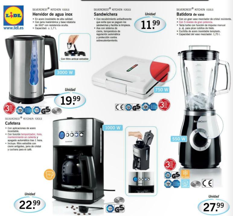 catalogo lidl ofertas 23 al 29 mayo 2013