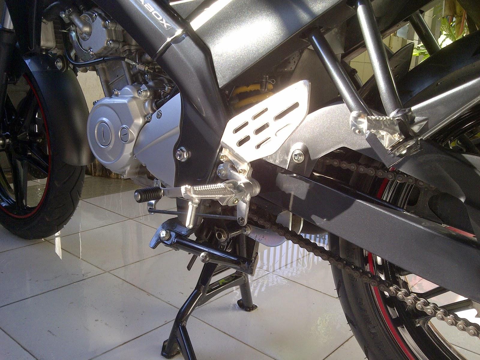 Bebeksableng Ragam Keluhan Yamaha New Vixion Lightning NVL