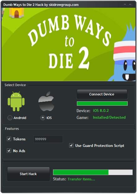 Dumb Ways To Die 2  - Hack Tool