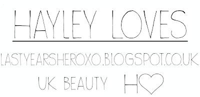 hayley loves