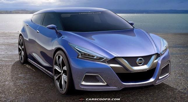 2015 Nissan Maxima Release Date