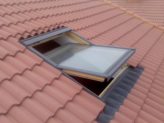 ventana de tejado decoracion y manualidades On ventanas para techos velux argentina