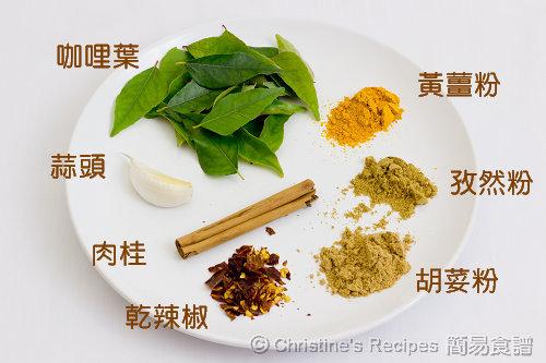 咖哩香料  Curry Ingredients
