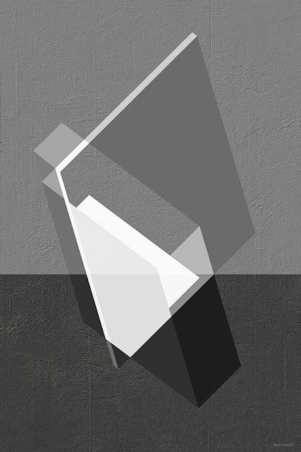 Concrete Box by Jim keaton, geometric art