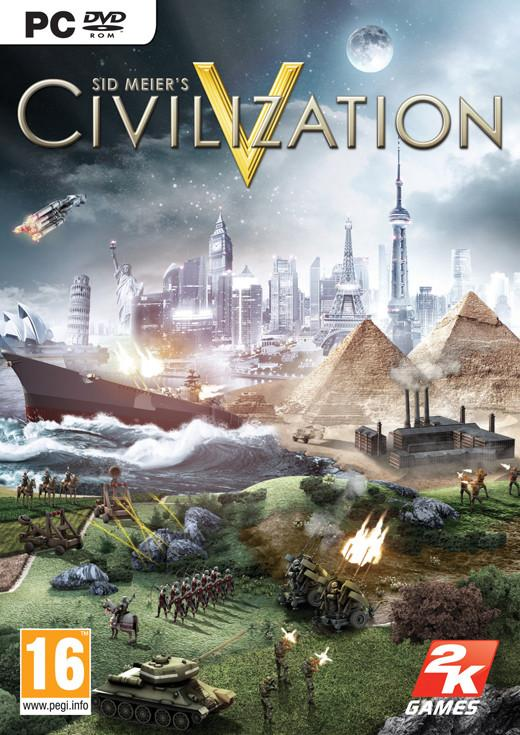 Civilization V jogo completo download