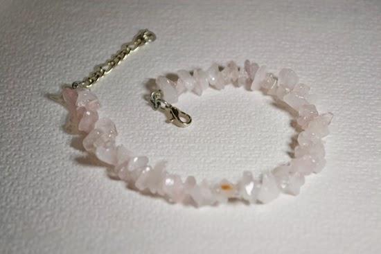 Como hacer pulseras de bisuteria con cristal checho Todo  - imagenes de pulseras con piedras de cristal