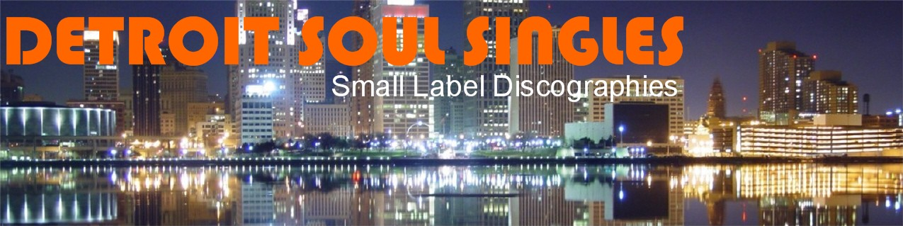 Detroit Soul Singles (Small label discogs)