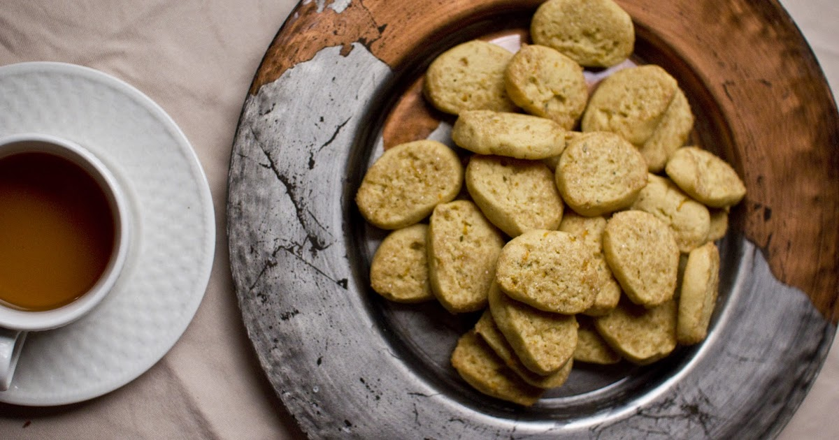 ... : Orange Rosemary Cookies. Eat Up, They're Vegan and Gluten Free