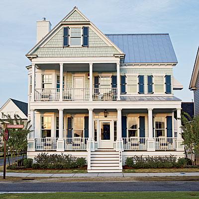 Coastal Living Idea House
