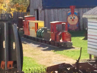 Kids park at Cannamore orchard